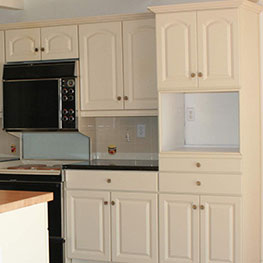 Painting Cabinets in Manhattan NY
